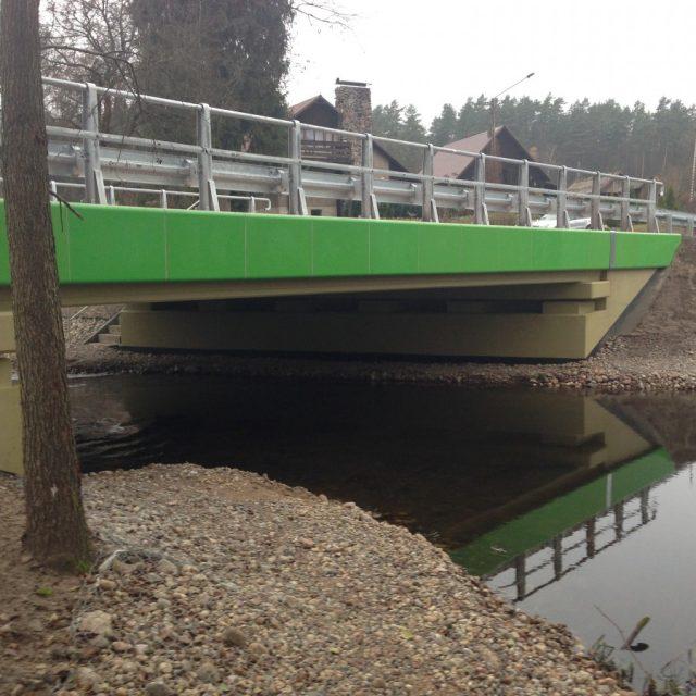 Przebudowa mostu nad rz. Zbrzycą w miejscowości Widno