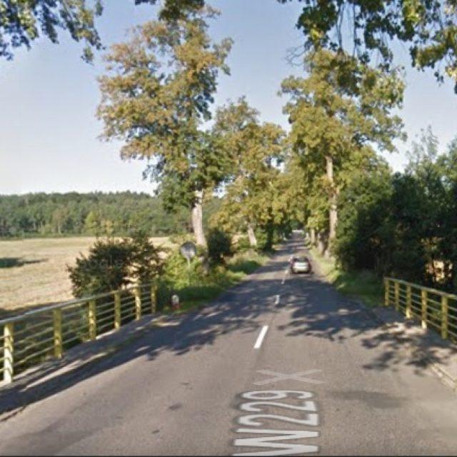 Przebudowa mostu w m. Lipinki Szlacheckie
