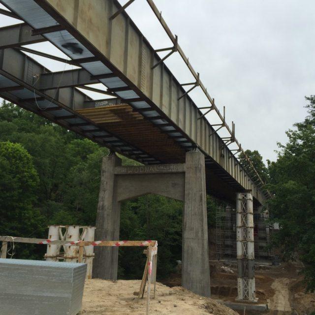 Przebudowa Mostu w m. Sportyny
