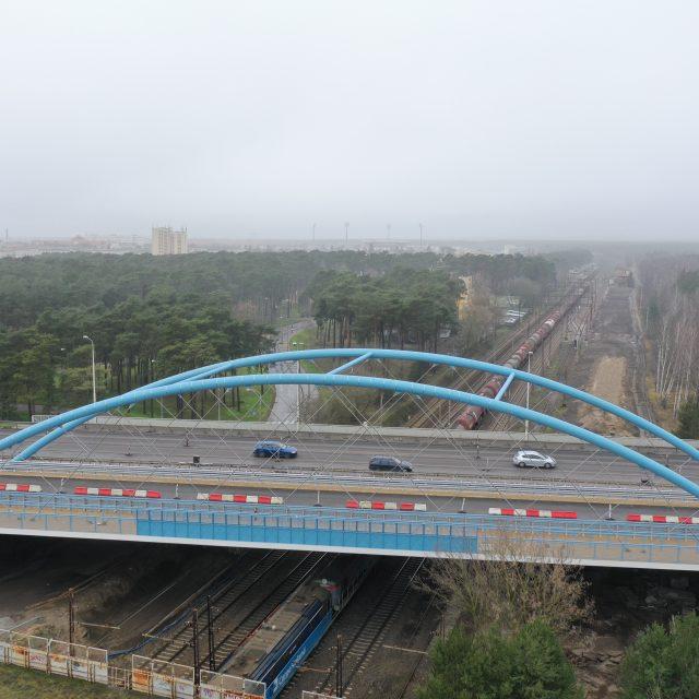 Przebudowa wschodniego obiektu inżynierskiego wzdłuż drogi krajowej nr DK5 (ul. Armii Krajowej), usytuowanego nad linią kolejową nr 18 i 201 w Bydgoszczy